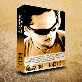 Pac de Remixes Exclusivos Junior Bertini