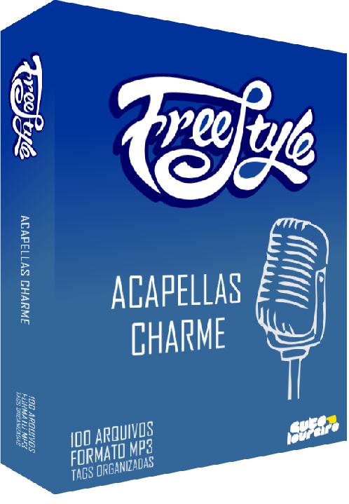 Pac de Acapellas - Freestyle & Charme