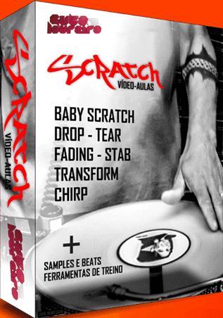 Curso de Scratch em Vinyl