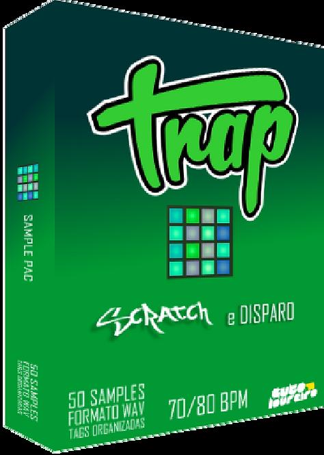 Pac de Samples Trap / Dubstep - para Scratch e Disparo