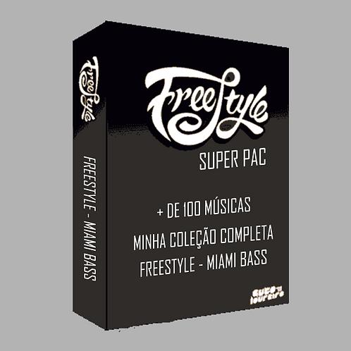 Minha Coleção Freestyle (Miami Bass) 80/90