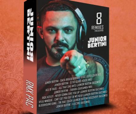 Pac de Remixes Exclusivos Junior Bertini - PAC 02