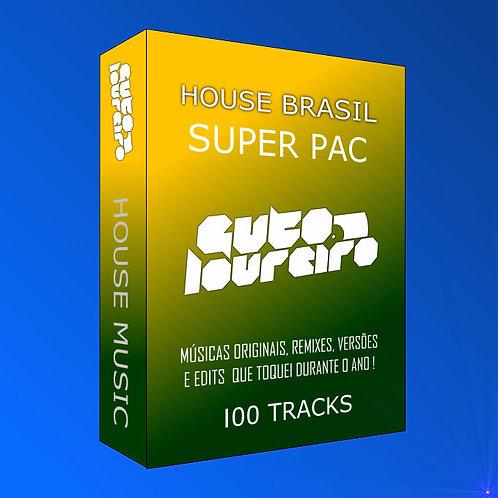 HOUSE BRASIL REMIX SUPER PAC !!