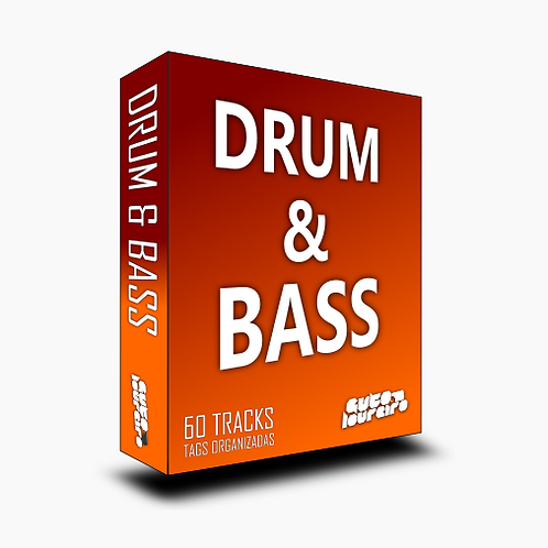 Drum And Bass Super Pac
