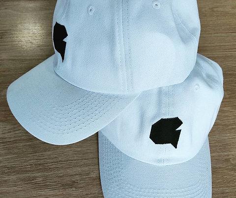Boné Guto Loureiro - Logo G - Branco