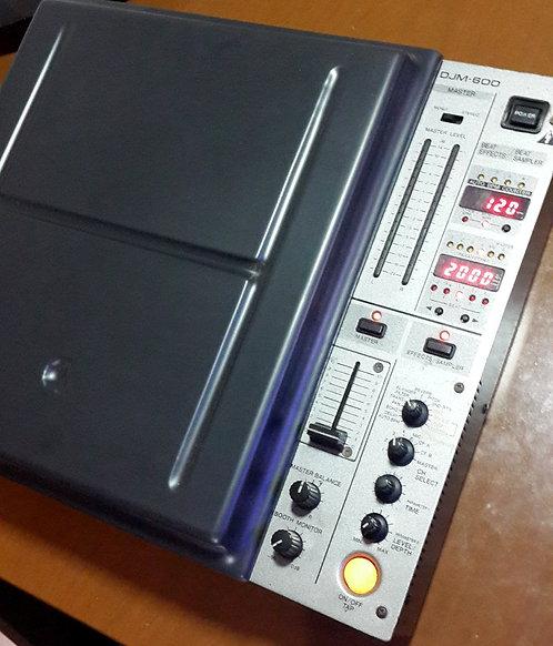 Capa Protetora para Mixer Pioneer DJM 600, 700, 750, 800, 850