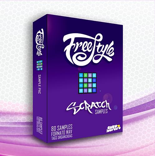 Pac de Samples Freestyle para Scratch e Disparo