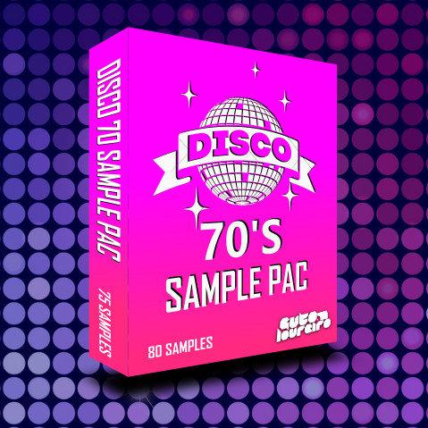 Pac de Samples - Disco 70's
