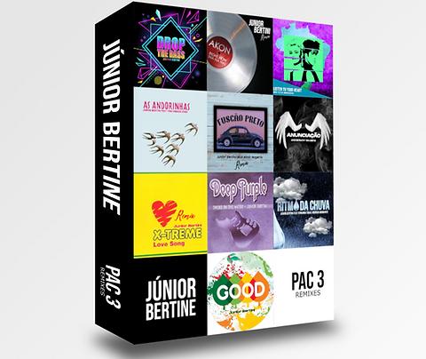 Pac de Remixes Exclusivos Júnior Bertini - PAC 03