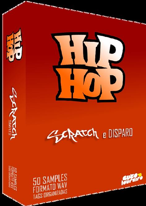 Pac de Samples Hip Hop / Twerk / Reggaeton para Scratch e Disparo