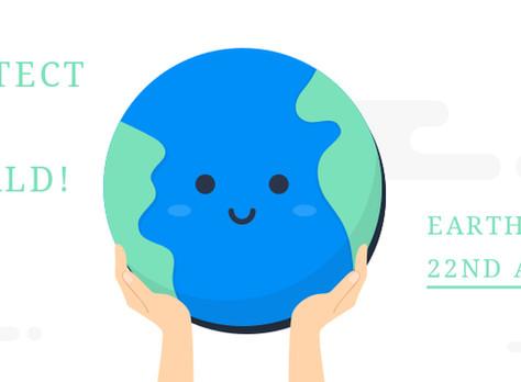 🌍【4.22 EarthDay | 與地球一齊變好吧!】🌍