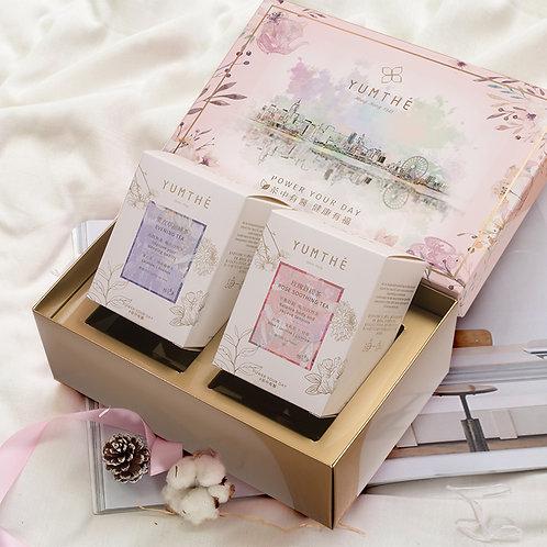 香港製造【賀年養生禮盒】幸福情人禮  舒緩緊張情緒,助眠 , 寧靜睡眠