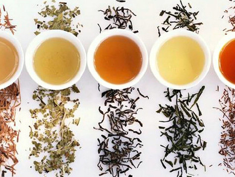 如何按季節選擇養生茶
