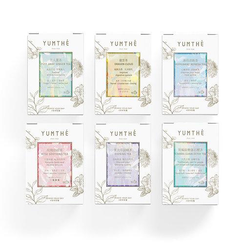 360゜Monthly Bundle (12 boxes)