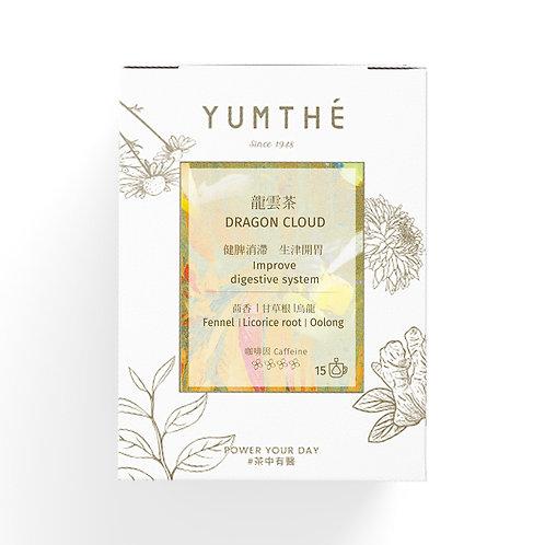 龍雲茶 15茶包裝