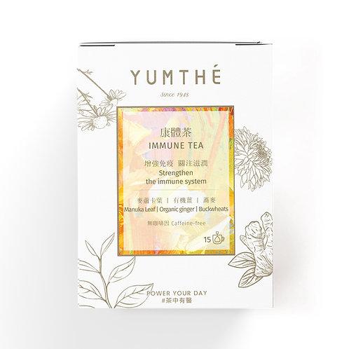 康體茶 15茶包裝