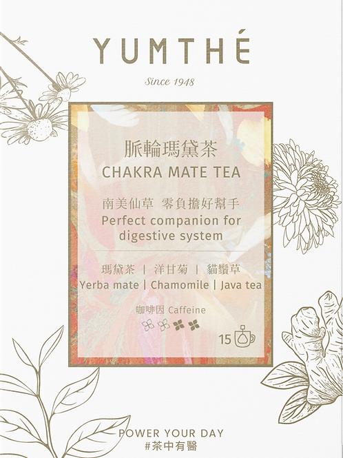 Chakra Mate Tea 15 Pyramids