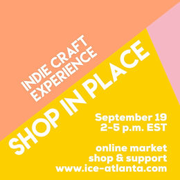 Indie Craft Experience - Shop in Place