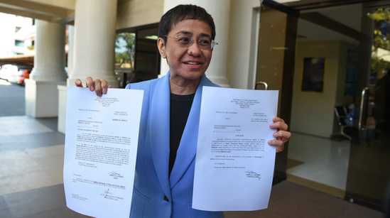 'We Are Meant to Be a Cautionary Tale': The Chilling Implications of the Maria Ressa Verdict (VICE)