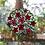 Thumbnail: עיגול פרחים אדום