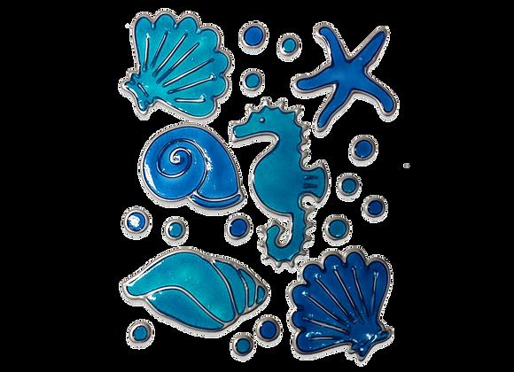 חיות ים כחול