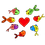 Thumbnail: דגים צבעוניים