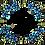 Thumbnail: פינות פרחוניות כחול