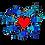 Thumbnail: דגים כחולים