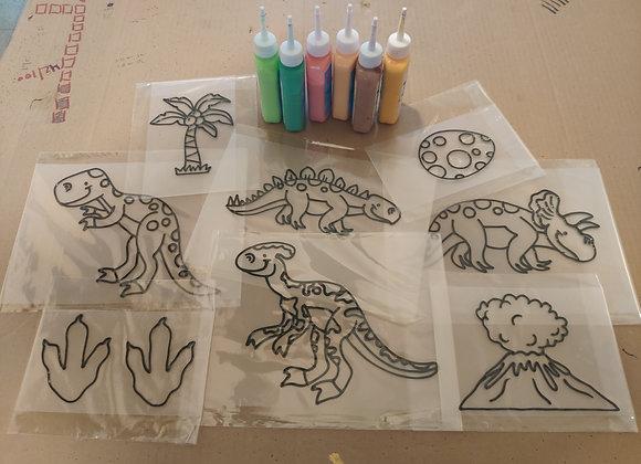 מארז דינוזאור