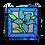 Thumbnail: ריבוע פרח כחול
