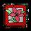 Thumbnail: ריבוע פרח ורוד