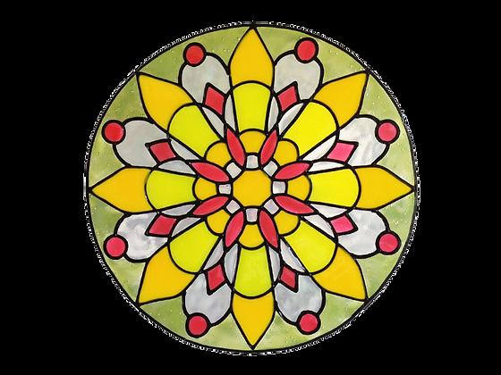מנדלה צהוב