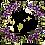 Thumbnail: פינות פרחוניות סגול