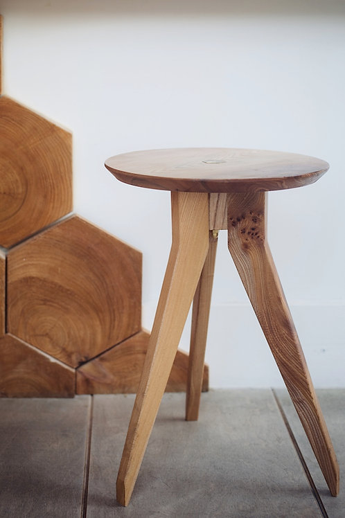 BoltUp Stool Round