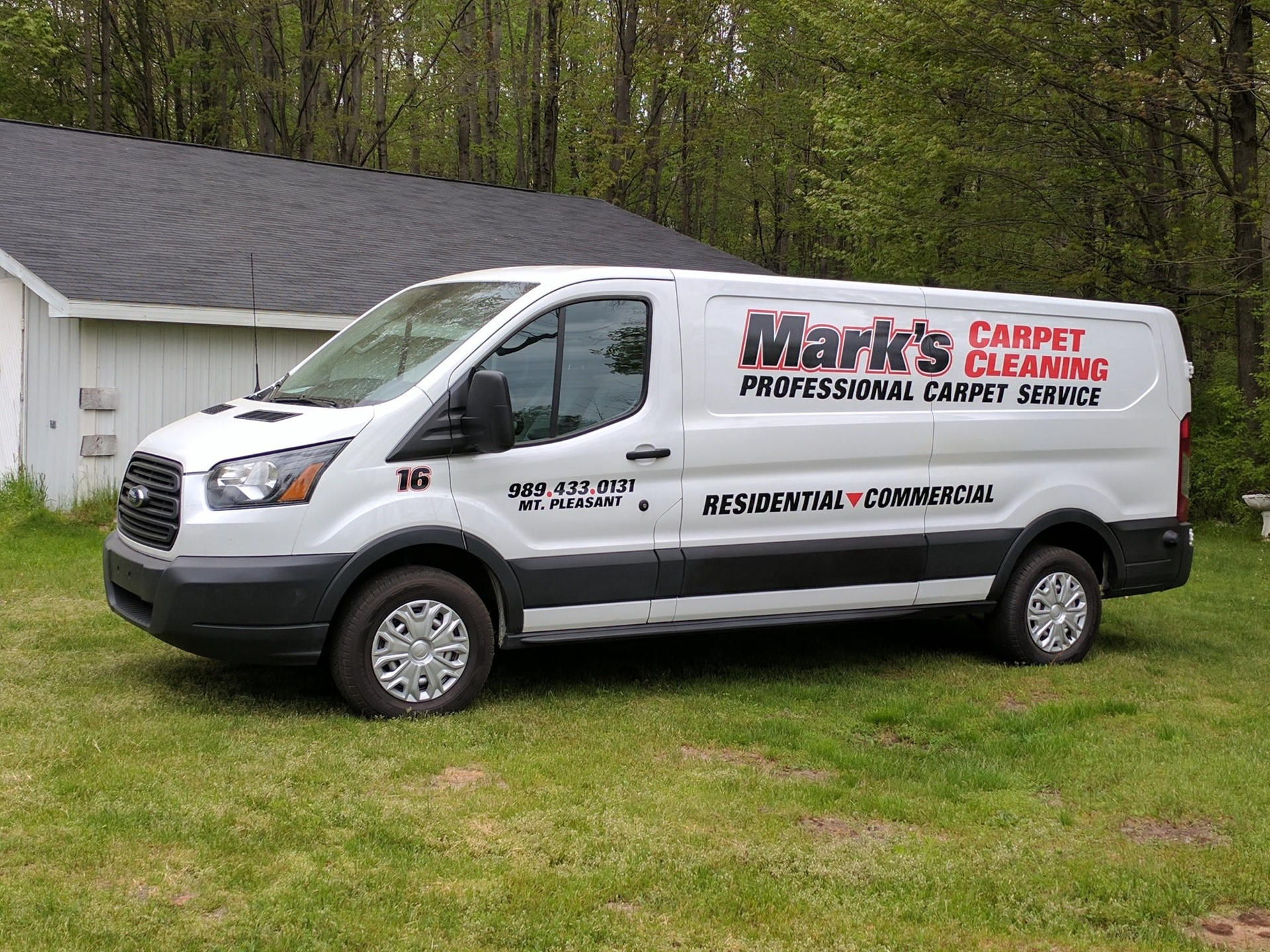 Mark's Carpet Cleaning