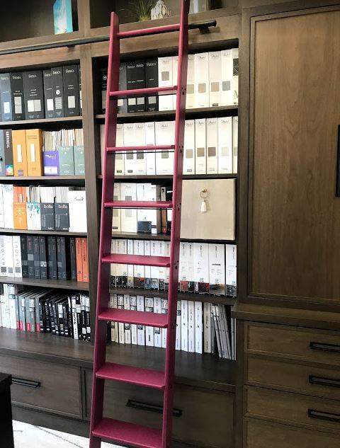 Rolling Library Ladder1.JPG