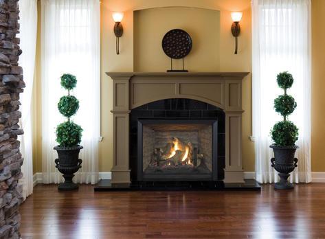 Positive Chimney & Fire Place