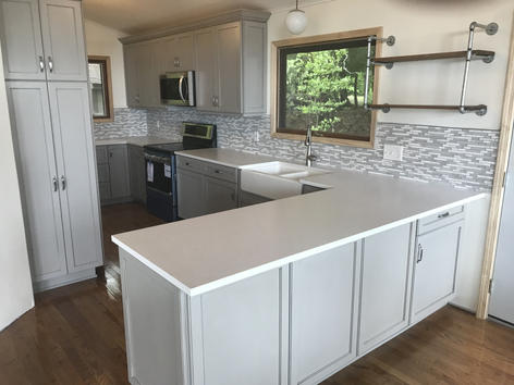 Cross & Lincoln Cabinetry