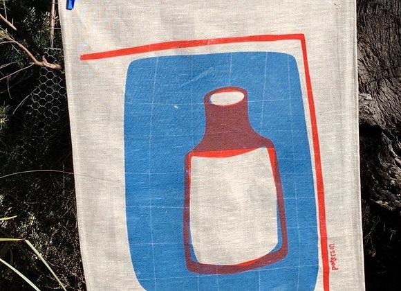 Bottle tea towel