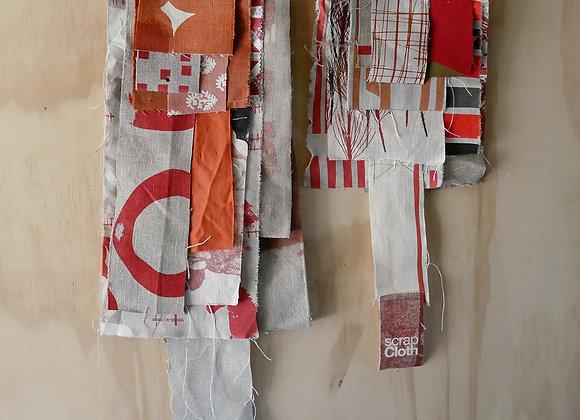 ScrapCloth Bundle - Redhead