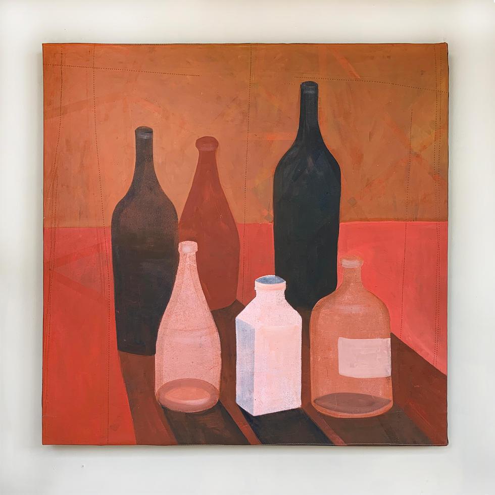 Medicine Bottles - Empty