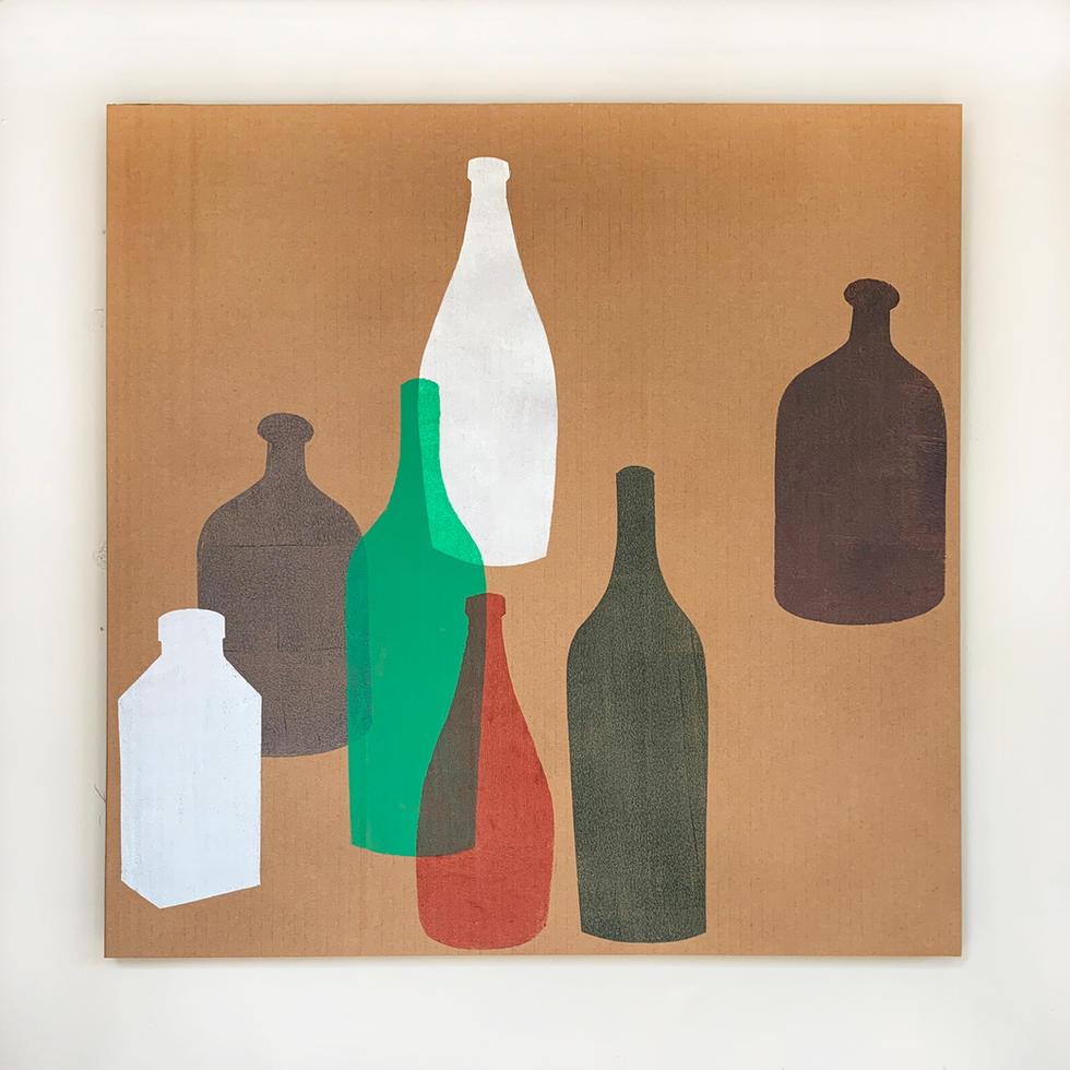 Medicine Bottles - Salutary