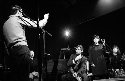 Daniel O'Sullivan's 'Folly' album launch