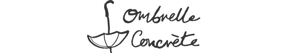Ombrelle Concrète
