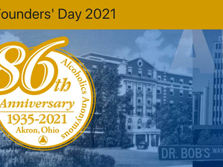Akron Founder's Day 2021