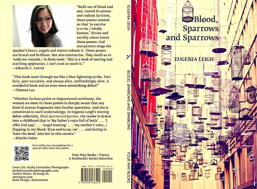 Blood, Sparrows and Sparrows | Eugenia Leigh