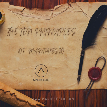 The 10 Principles of Maniphesto