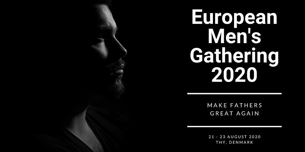 European Men's Gathering 2020