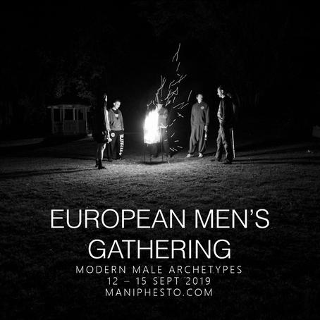 Press Release - European Men's Gathering coming to Denmark