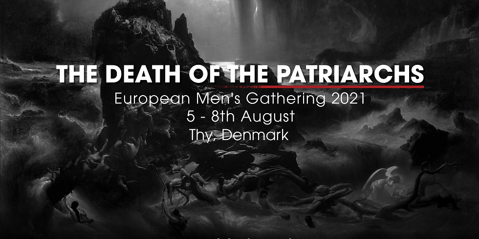 European Men's Gathering 2021